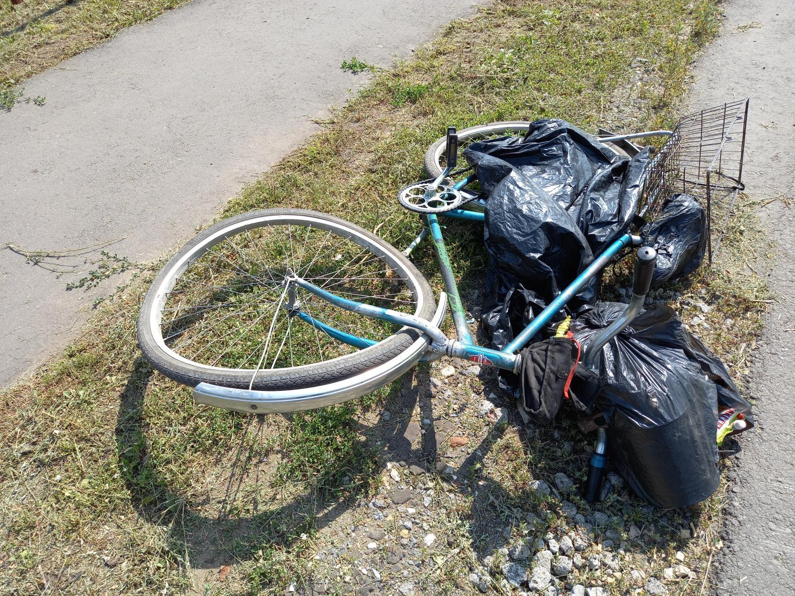 В Володарском районе Брянска водитель Volkswagen сбил 70-летнего велосипедиста