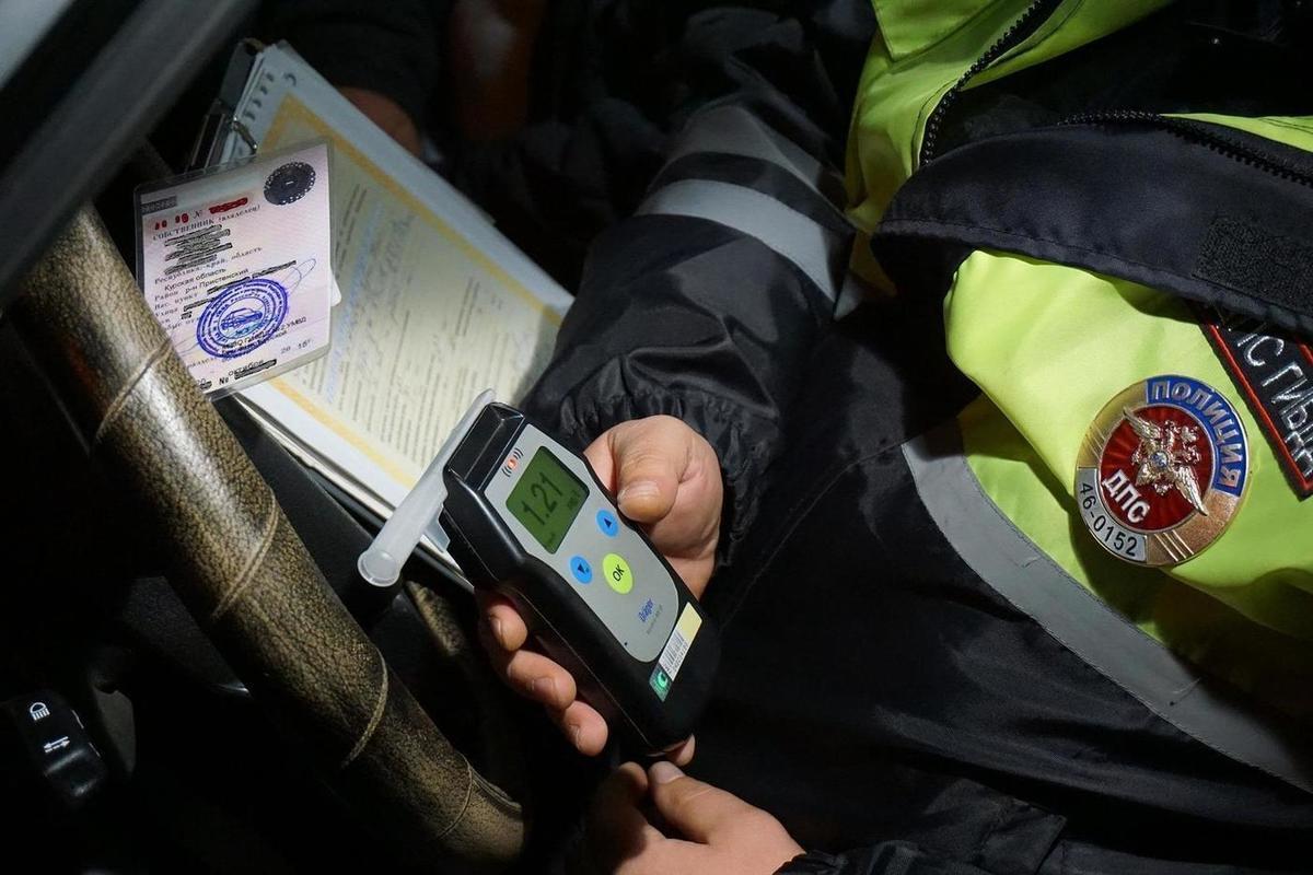 В Брянской области по вине пьяных водителей в ДТП погибли 14 человек