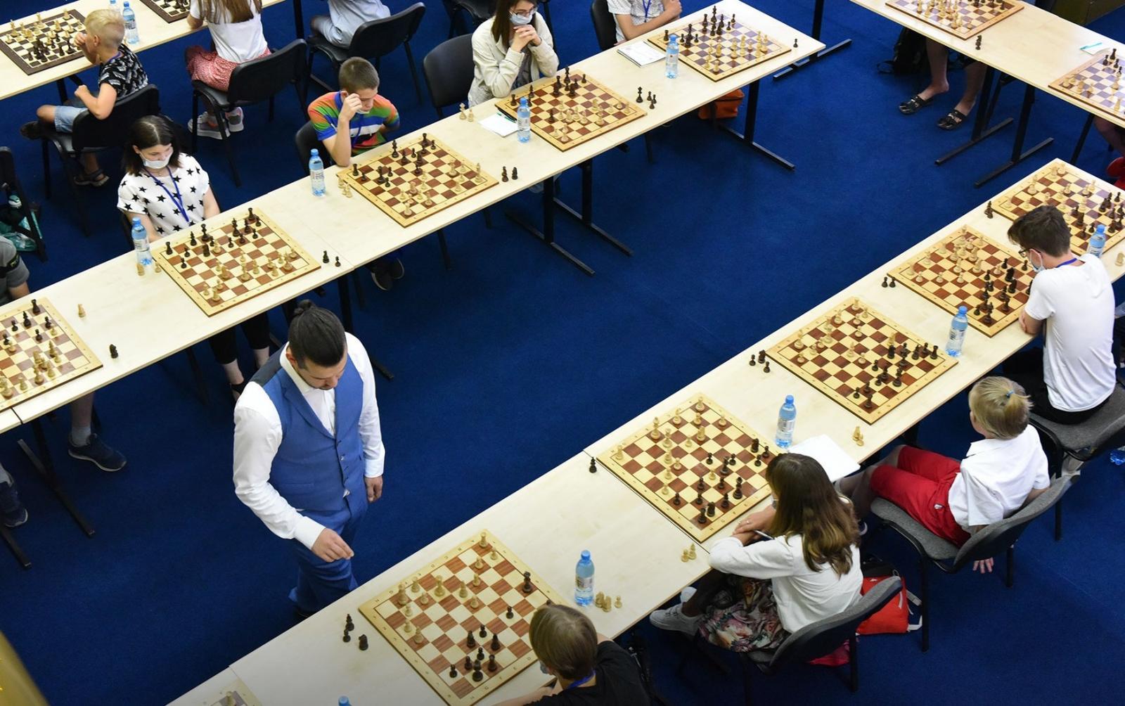 В Брянске проходит Всероссийский турнир по быстрым шахматам с призовым фондом 3 млн рублей