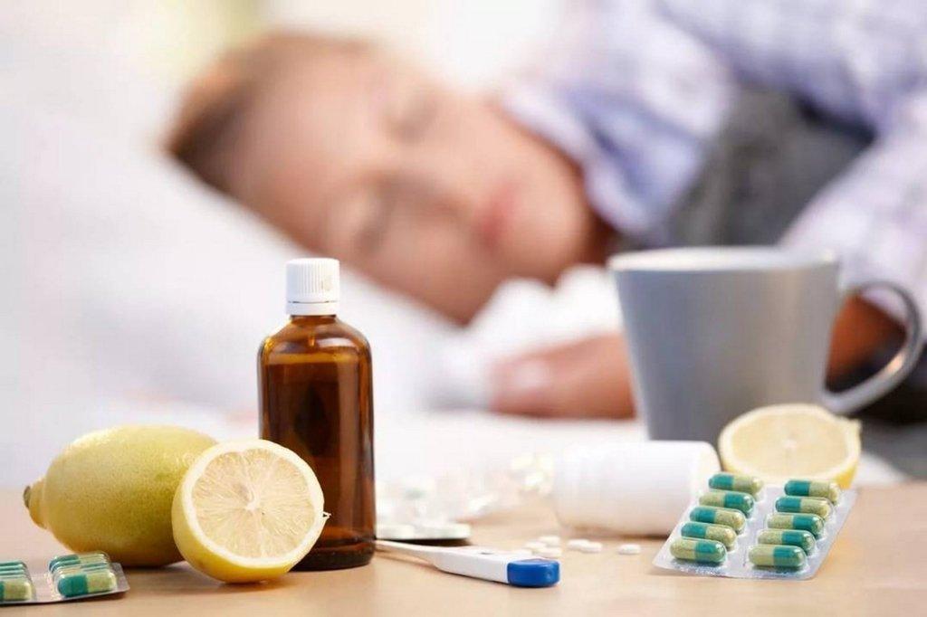 За неделю гриппом и ОРВИ заболели 8418 брянцев