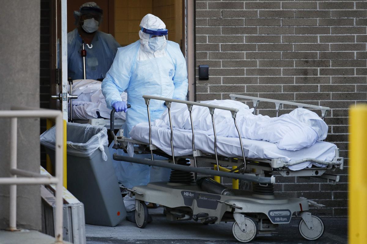 Брянские власти признали влияние коронавируса на смертность населения