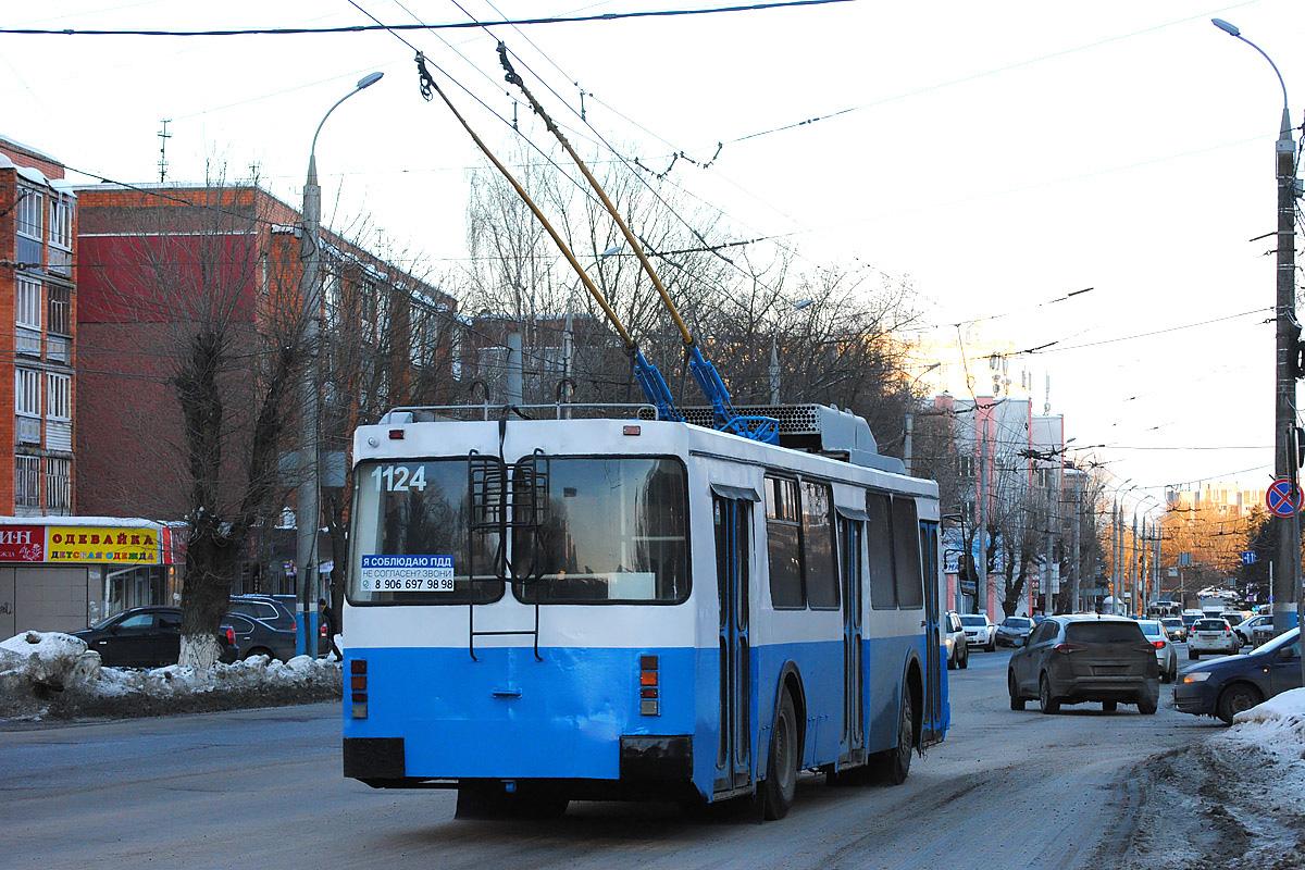 Новые троллейбусы для Брянска могут купить в 2021 году