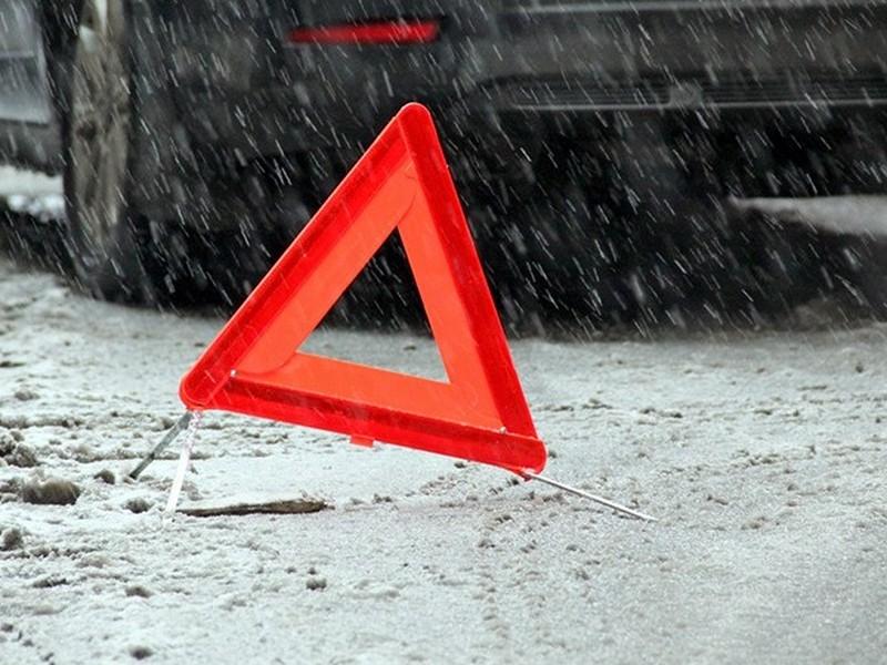 В Брянске на проспекте Московском произошло ДТП