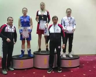 Брянская спортсменка победила на боксерском турнире