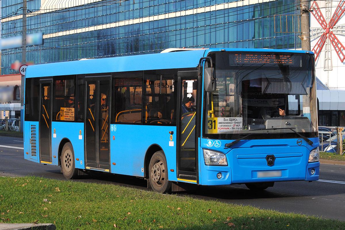 В Брянске увеличилось количество рейсов автобуса №11 в будние дни