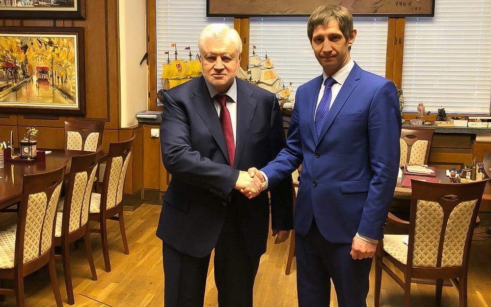 Сын Тимошкова возглавил брянское отделение партии «Справедливая Россия»