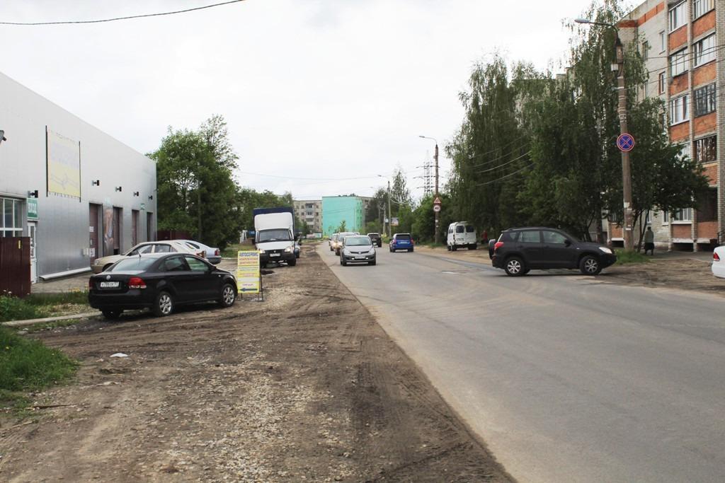 В Брянске сняли на видео тушение пожара на улице Урицкого