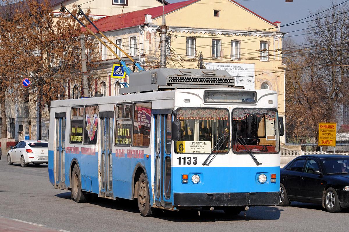 В Брянске 4 декабря пройдет «Парад троллейбусов»