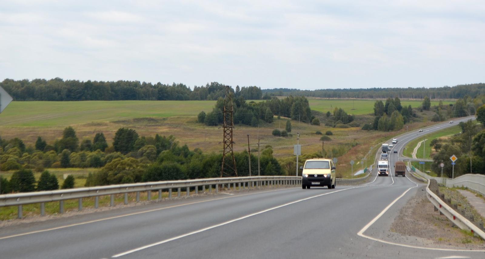 216 километров автодорог отремонтировали в Брянске за пять лет