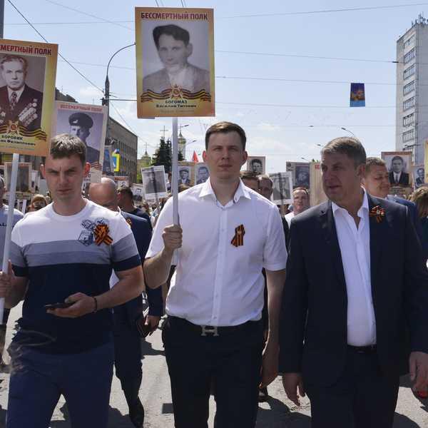 Брянский губернатор Александр Богомаз в третий раз стал дедушкой