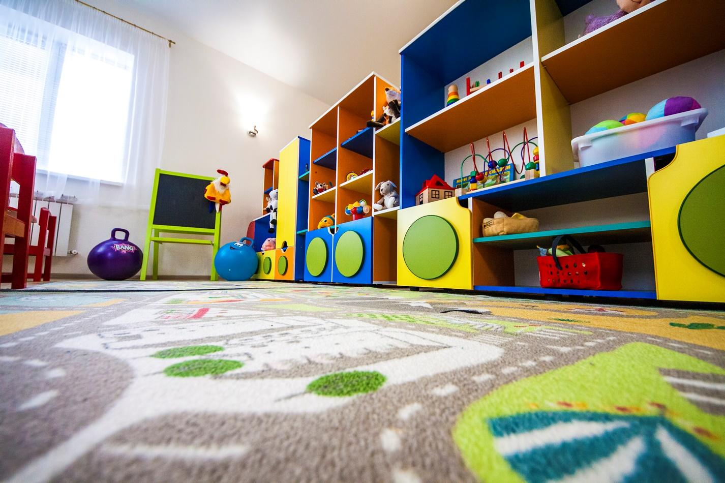 В детских садах Брянска открылись 11 дежурных групп