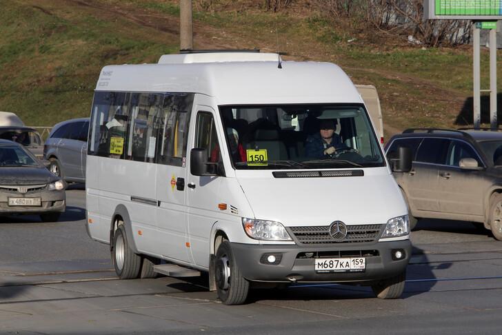 В Брянске утвердили новый маршрут №150