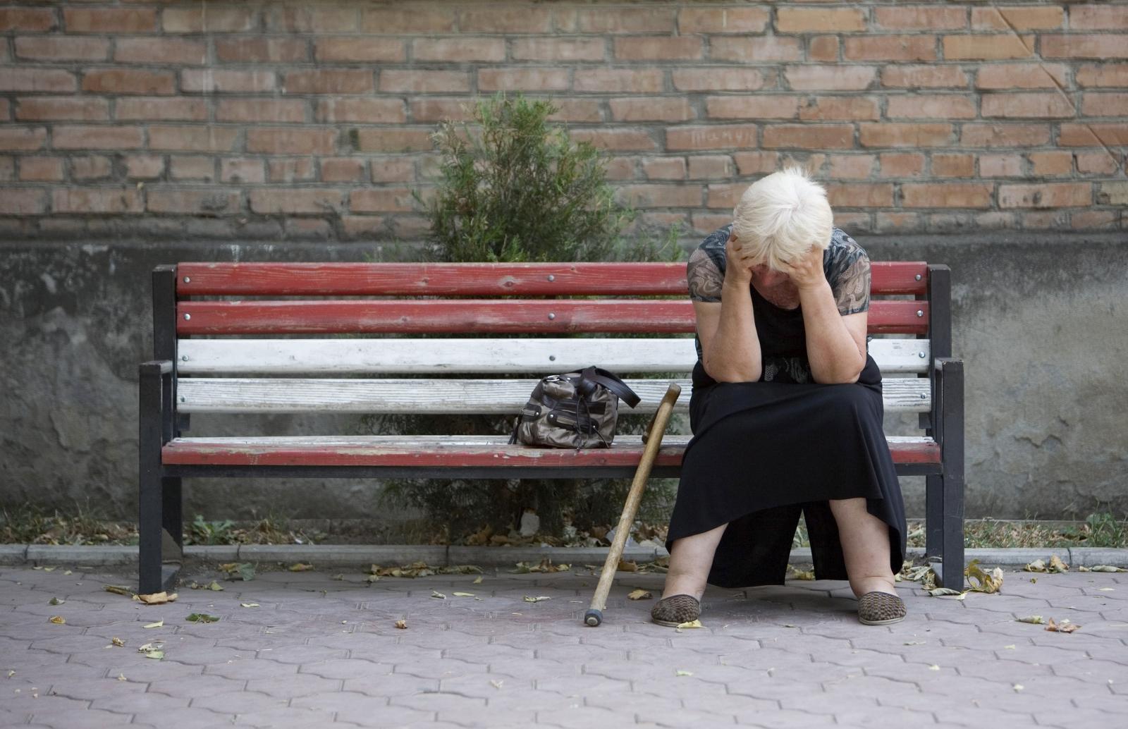 В Белых Берегах пенсионерку выгнали из магазина из-за отсутствия маски