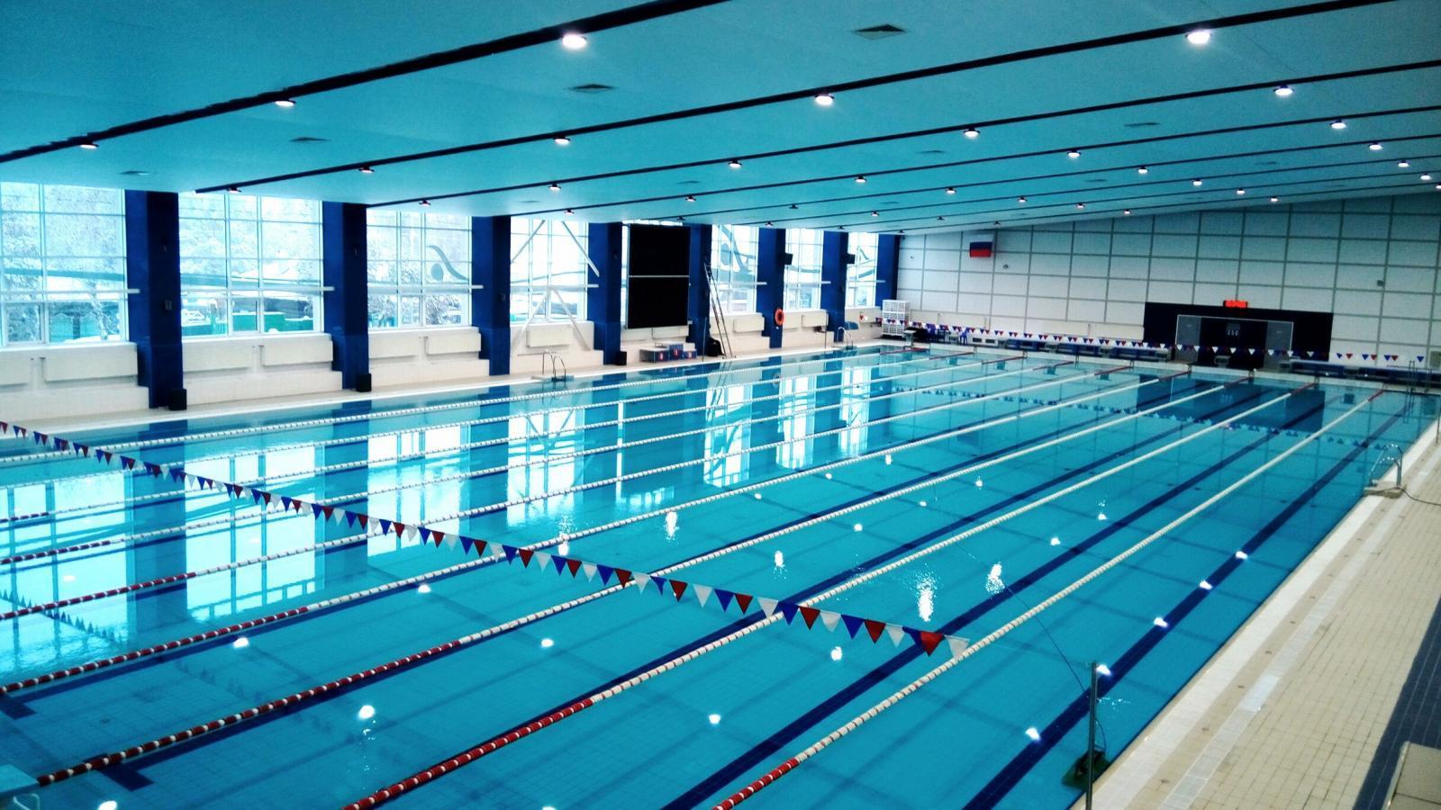 В Бежице построят бассейн с 50-метровыми дорожками