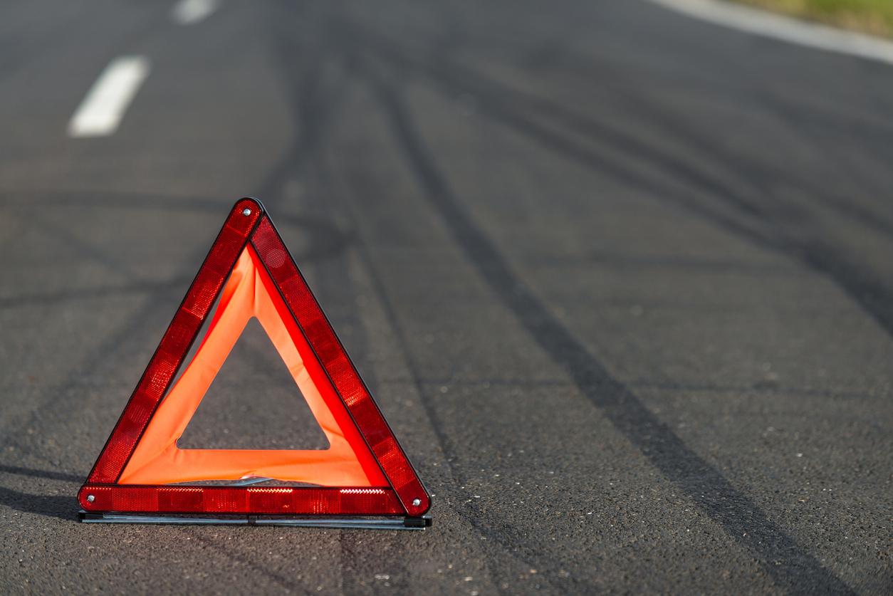 В Климовском районе перевернулась легковушка, ранены два человека