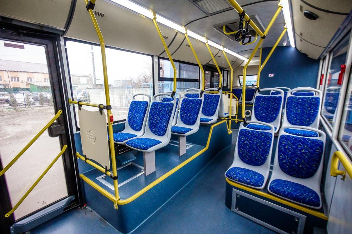 В Брянске 8 декабря запустят новый автобусный маршрут № 48