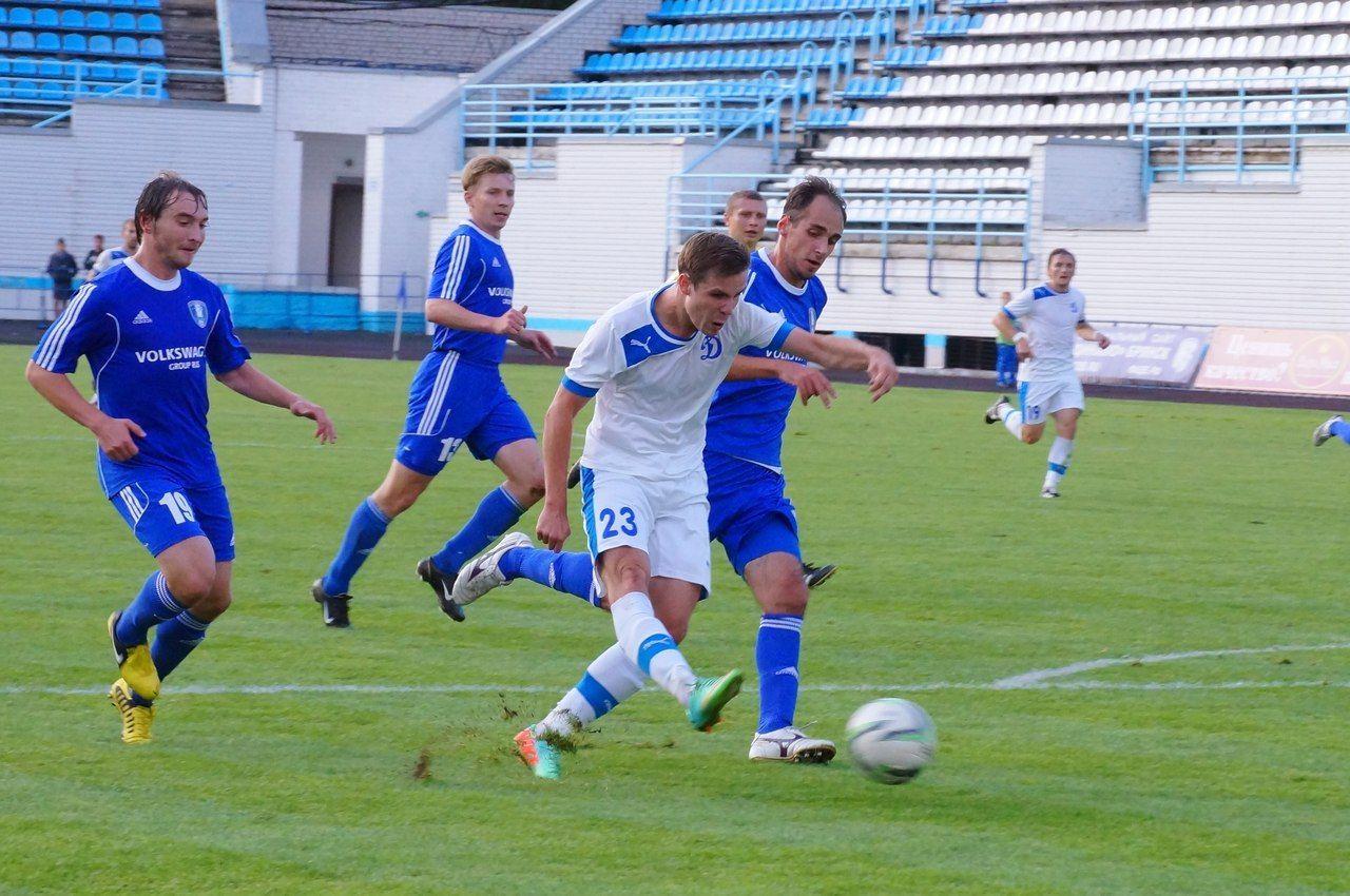 Брянское «Динамо» сыграет 29 ноября с ФК «Томь»