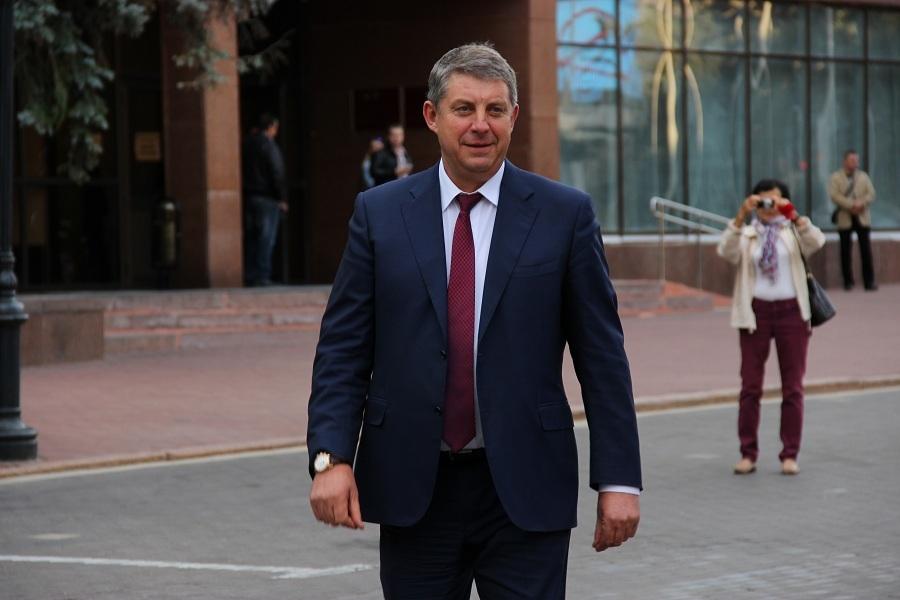 Вызов губернатору Александру Богомазу брянские эсеры бросят 27 июня