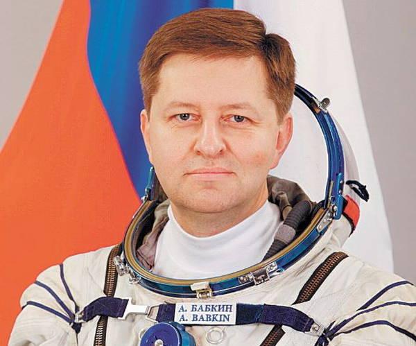 Брянский космонавт Бабкин не полетит на МКС