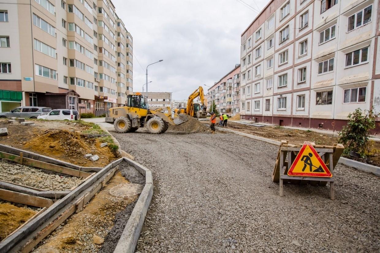 В Брянске стартовал ремонт внутриквартальных проездов