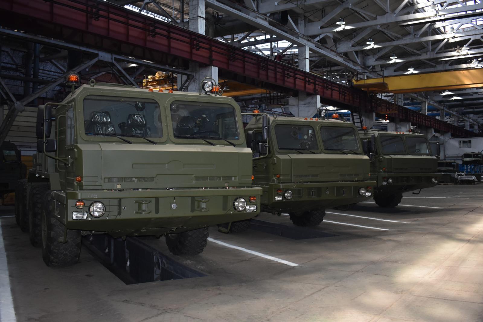 Губернатор Богомаз подписал соглашение о развитии Брянского автомобильного завода
