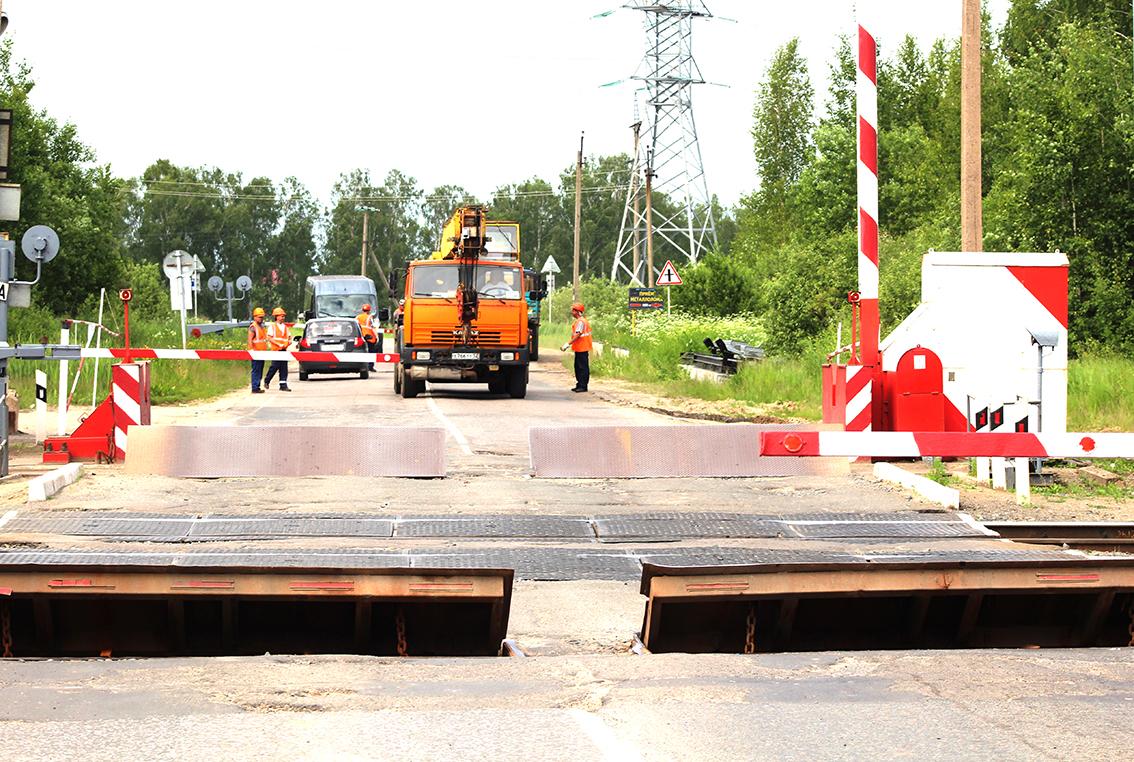 В Брянской области закроют на ремонт переезд на перегоне Робчик – Клинцы