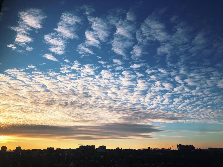 Ожидается переменная облачность 4 июня в Брянской области