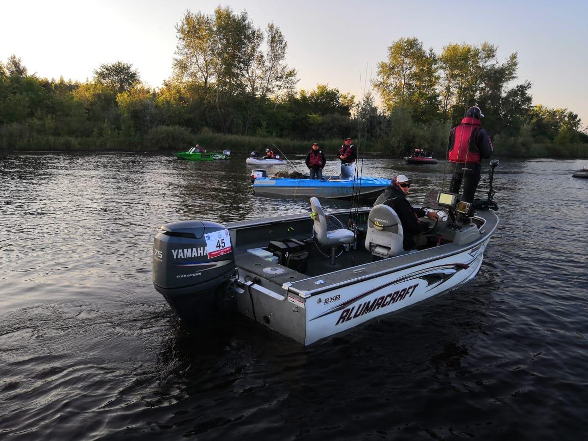 На Брянщине пройдет чемпионат области по ловле спиннингом с лодок