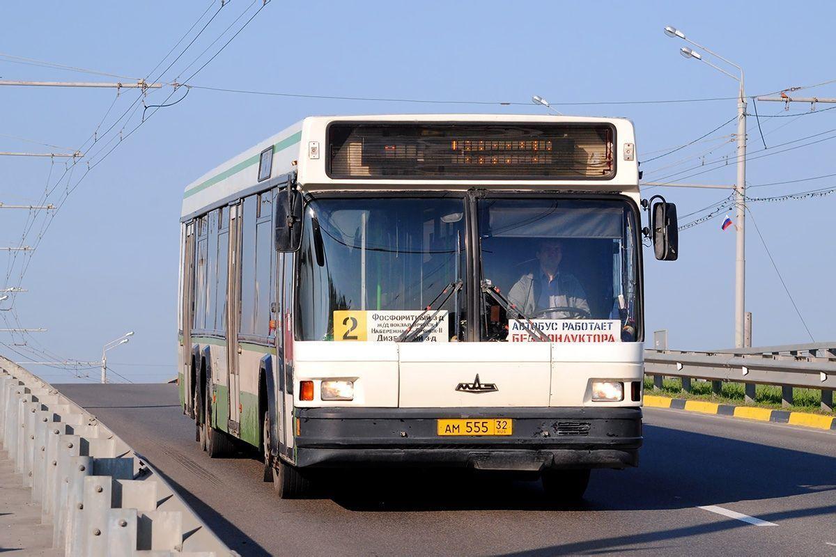 В Фокинском районе на два дня отменят троллейбус №2 из-за строительства кольца на Московском