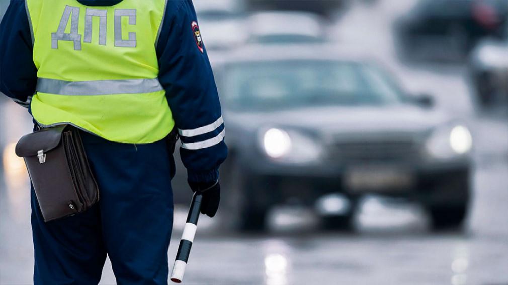 В Новозыбкове задержали пьяную автомобилистку за рулём Toyota