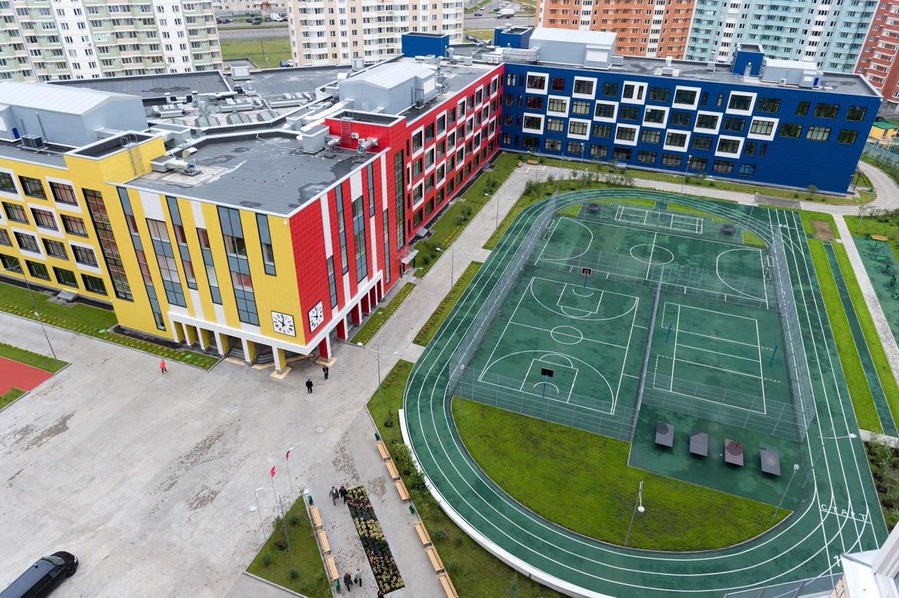 В Брянске на территории старого аэропорта к 2024 году построят вторую школу на 1225 мест