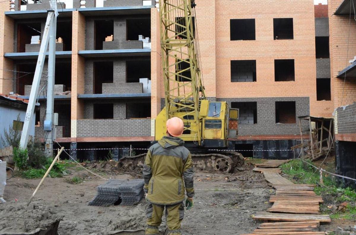 В Брянске расселят 34 жилых дома