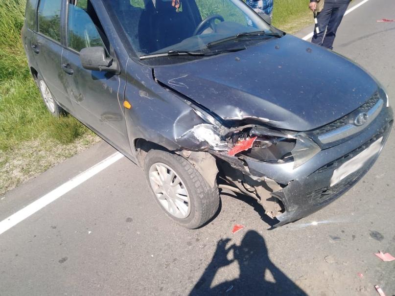 В Климовском районе 81-летний водитель мопеда скончался в результате ДТП