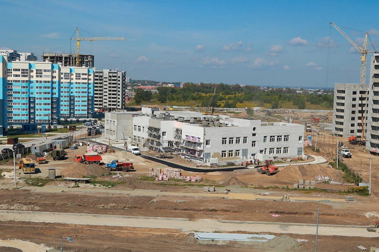 На территории Старого аэропорта в Брянске построят ещё две школы