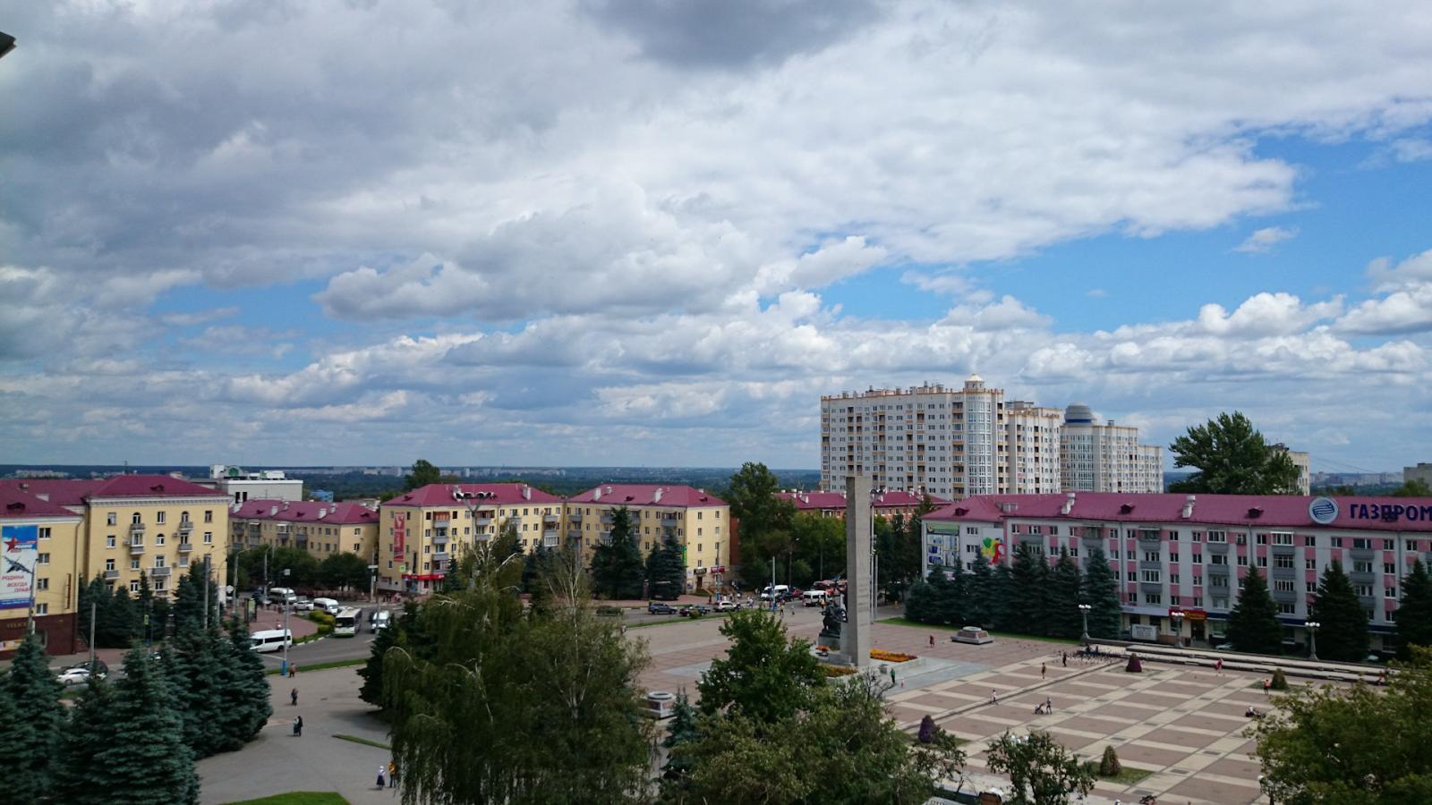 Брянскую область 18 июня атакует 29-градусная жара