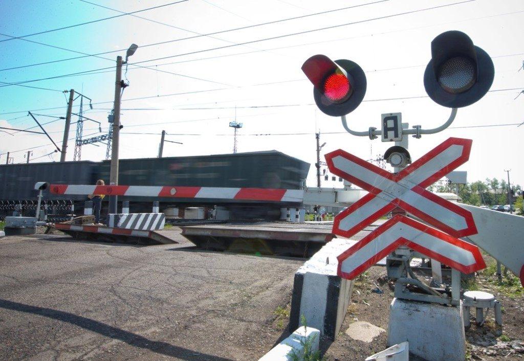 На железнодорожном переезде в Навлинском районе ограничат движение транспорта