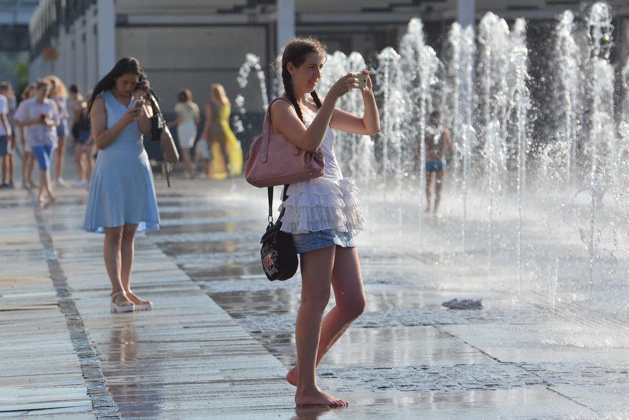 В Брянской области в субботу ожидается 31-градусная жара