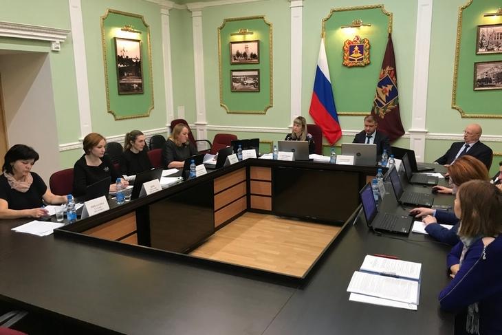 Ольга Павлова снова назначена председателем Контрольно-счетной палаты Брянской области