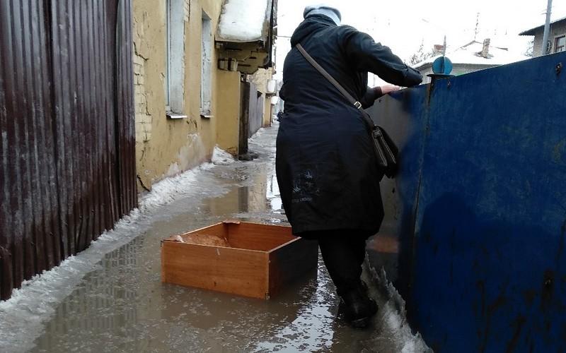 Брянцы рискуют убиться на проспекте Станке Димитрова