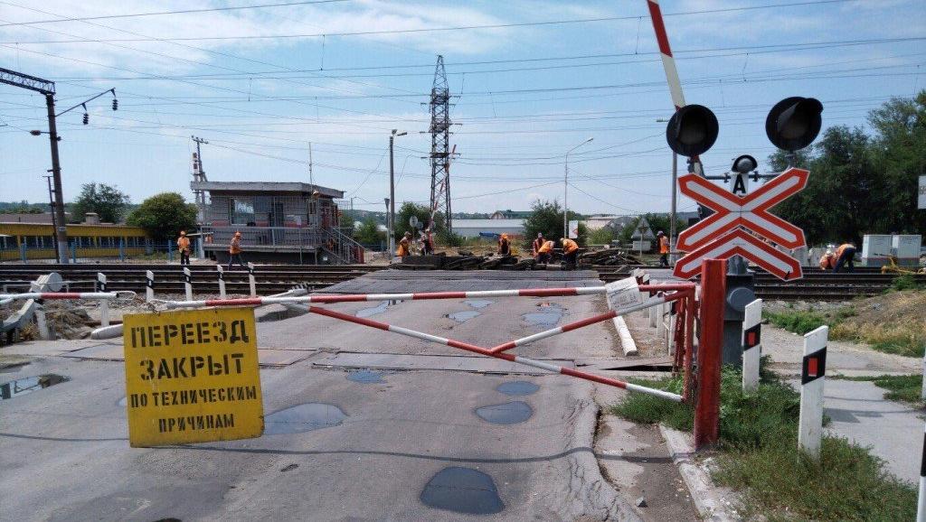 На железнодорожном переезде в Навлинском районе 21 июня ограничат движение транспорта