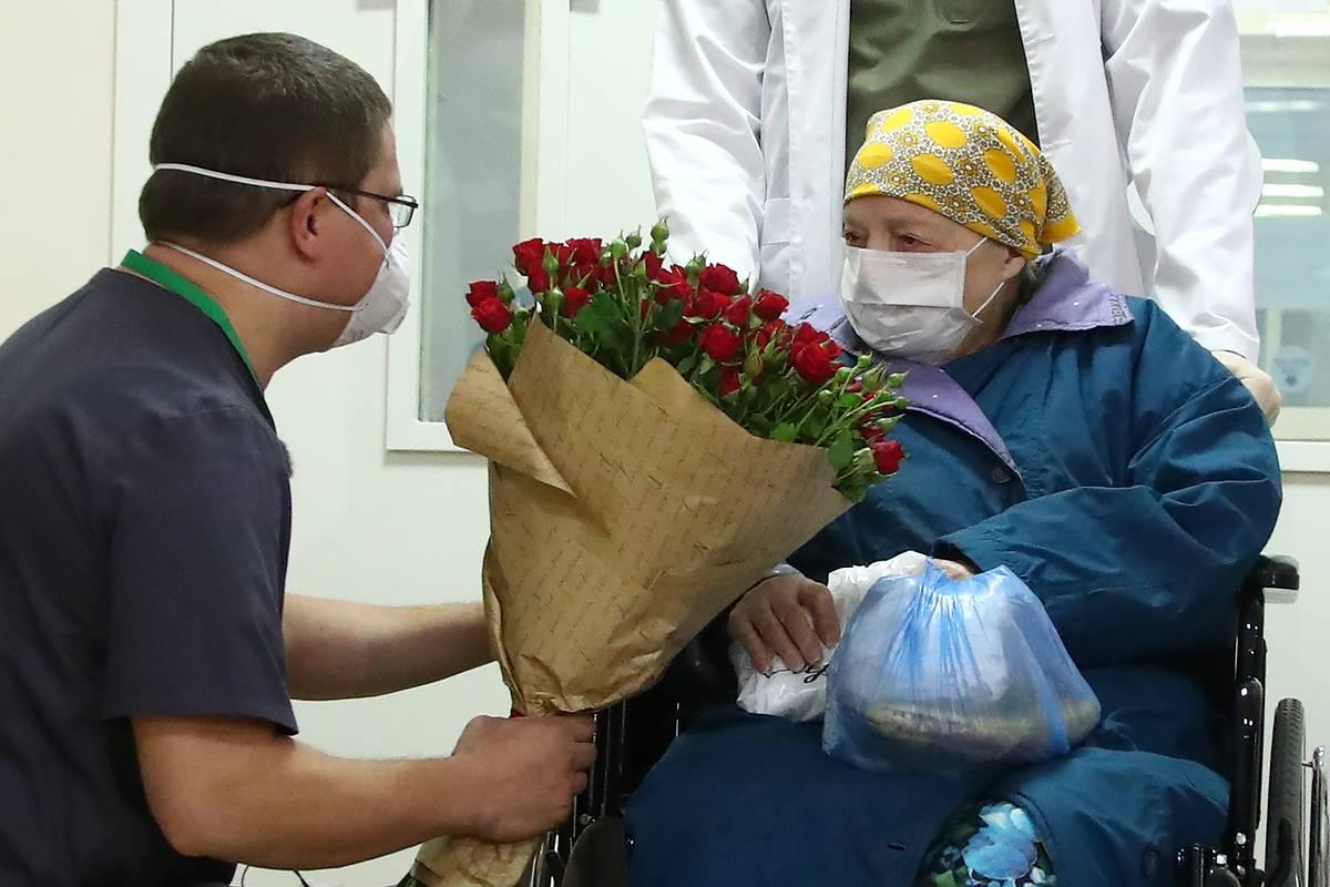 На Брянщине за сутки коронавирус победили 99 человек