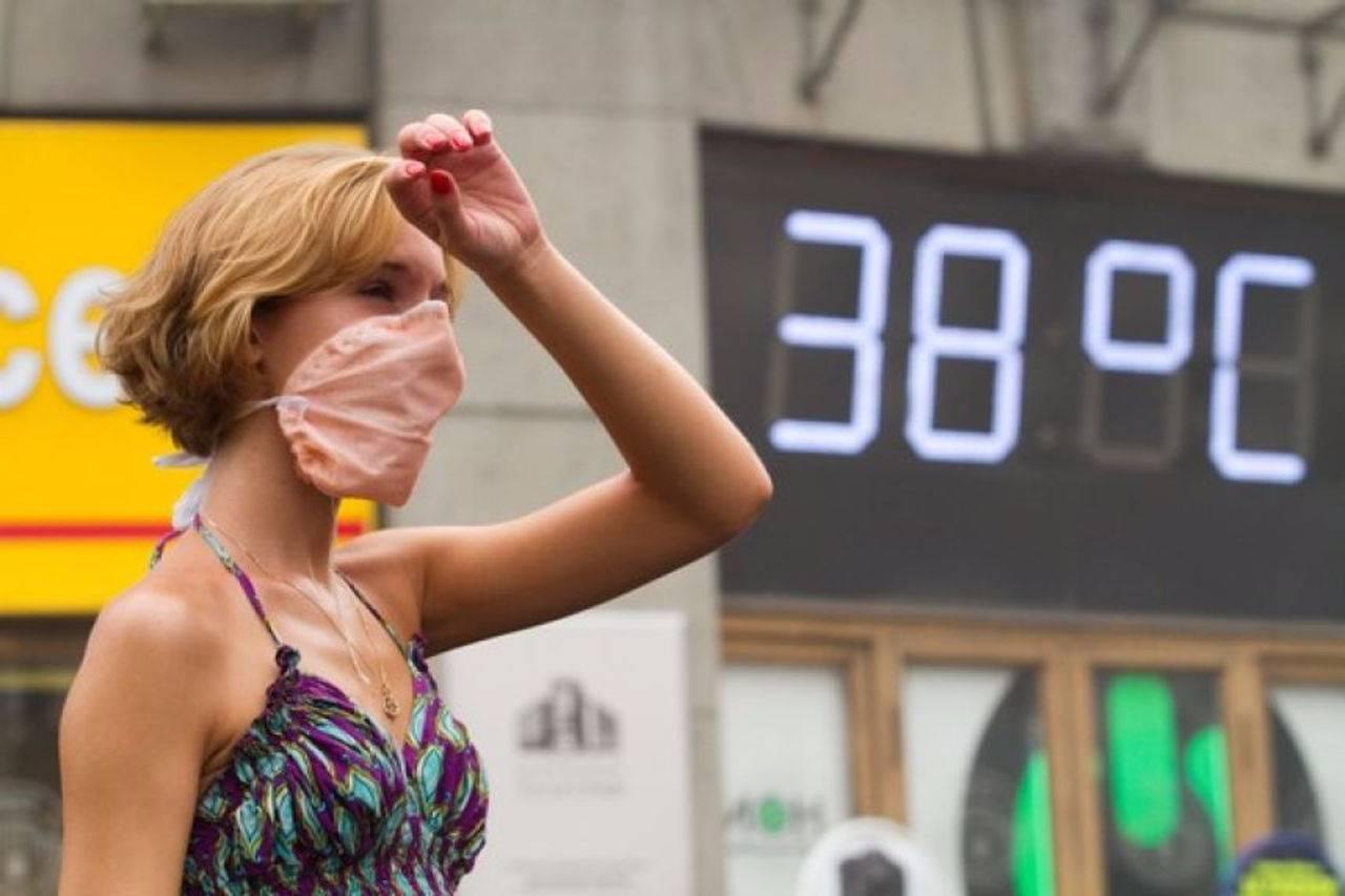 На Брянщине 24 июня температура воздуха повысится до рекордных 37 градусов