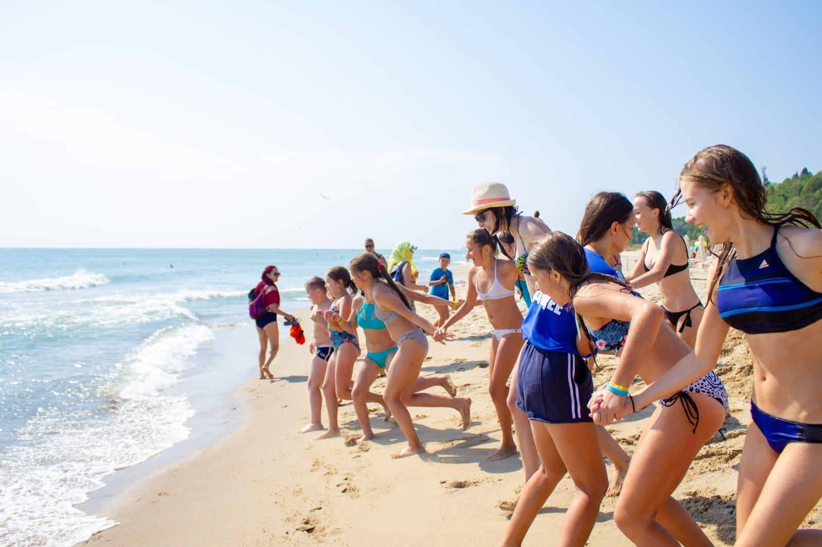 В этом году более 90 детей из Новозыбкова и Клинцов поедут отдыхать на море