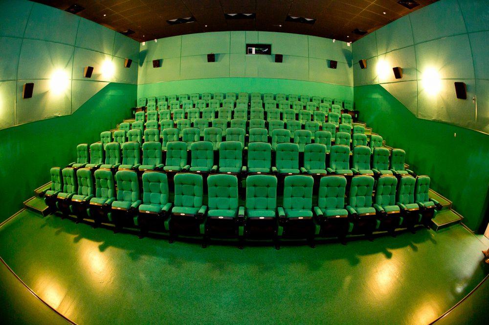 В кинотеатре «Победа» в Брянске оборудуют модернизированный кинозал