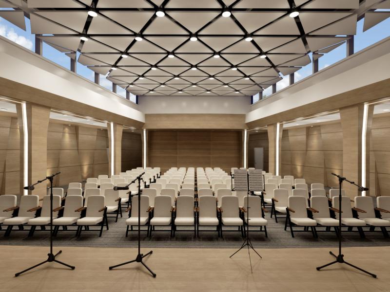 В Новозыбкове открыли обновленную детскую музыкальную школу имени Кобзона