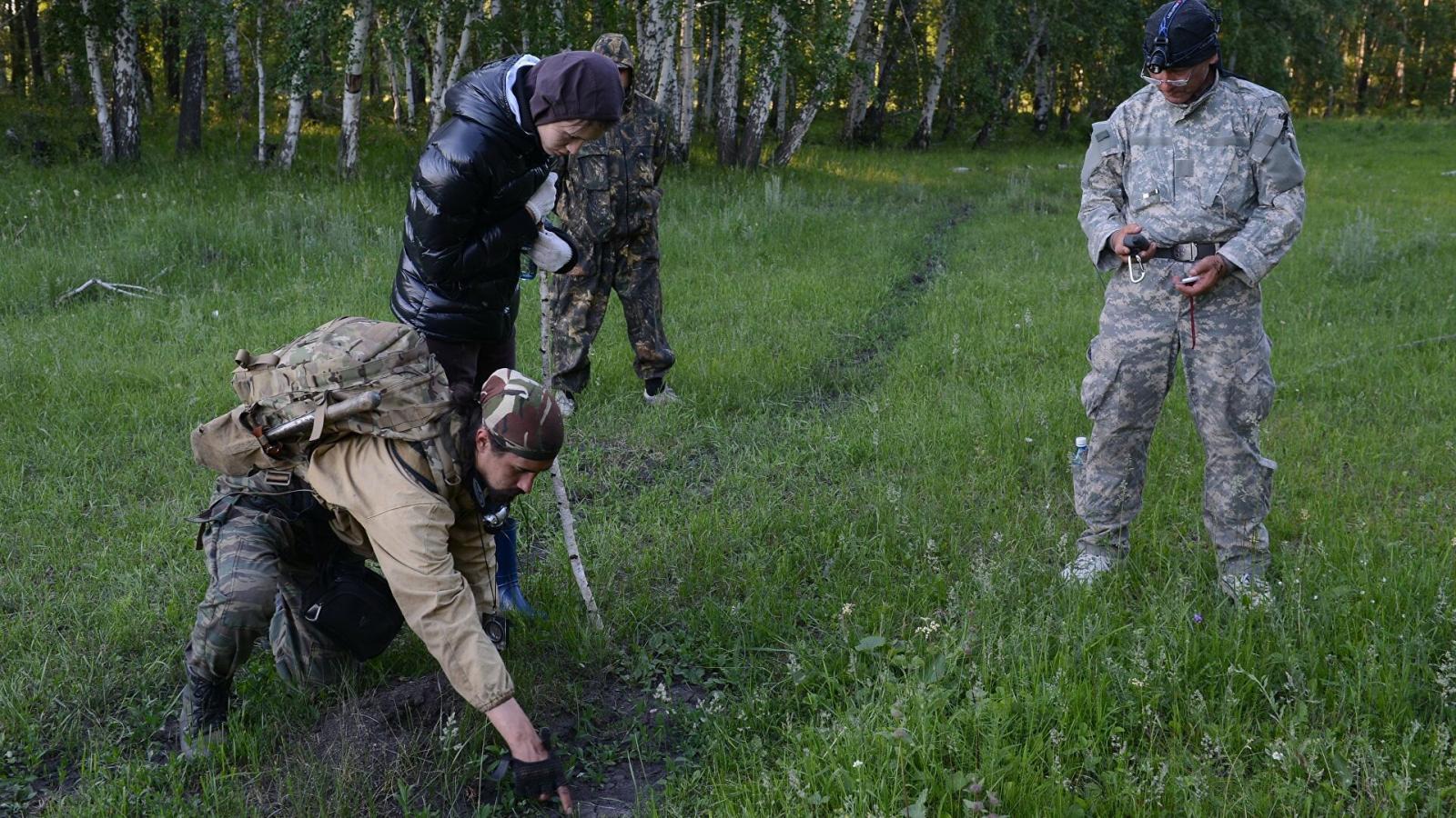 В Брянской области идут поиски пропавшего 75-летнего Сергея Тарасенко