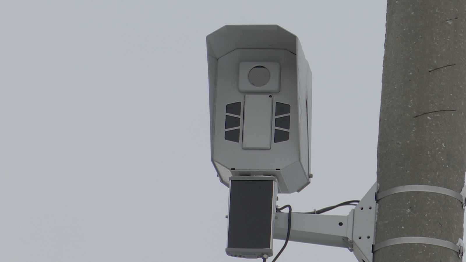 В Советском районе водителей предупредили о фотоловушке на автовокзале