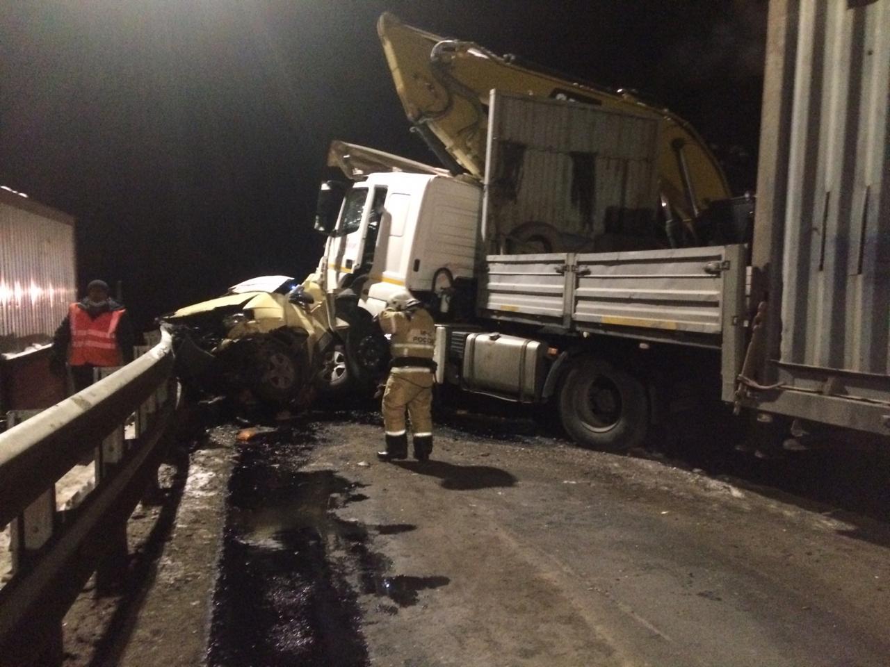 В ДТП в Брасовском районе пострадало несколько человек