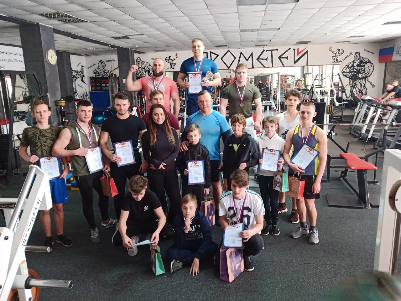 В Брянске состоялся открытый турнир ЦББФ «Прометей»