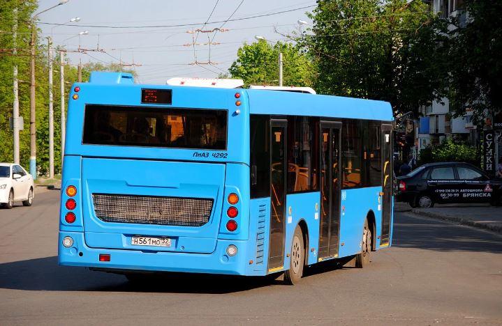 В Брянске увеличили количество рейсов автобуса №19Д в дневное время